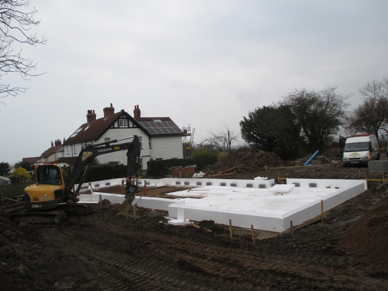 ACA Self Build Foundations