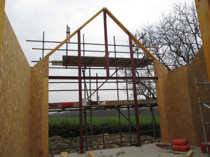 Self Build Frame