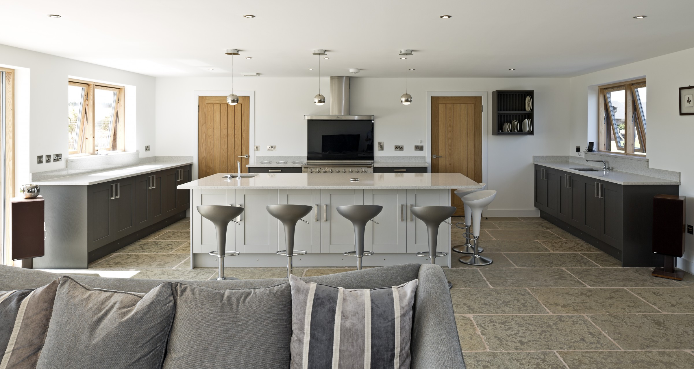 Amor Kitchen - Homebuilding & Renovating Magazine Featured Home