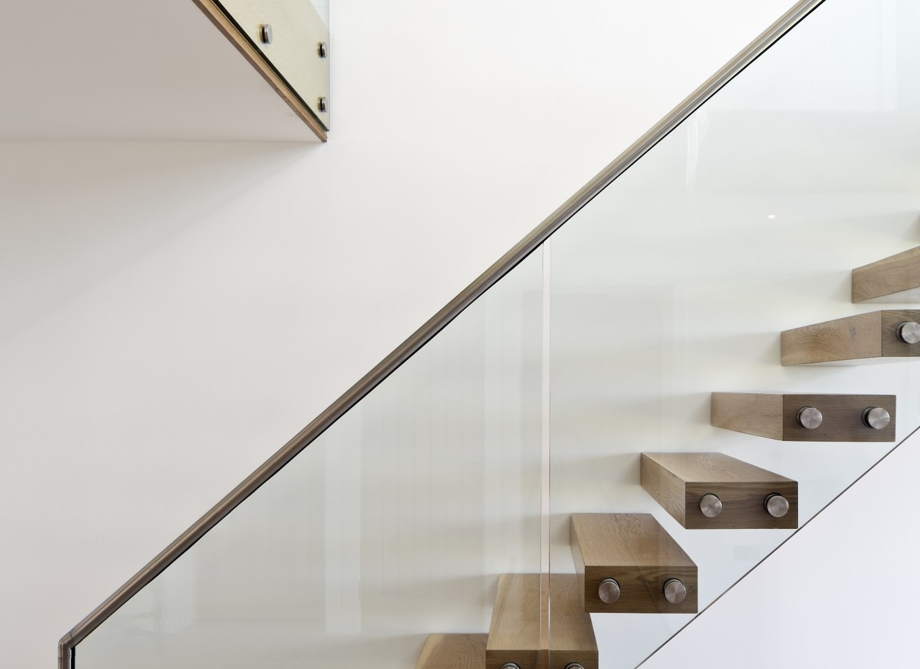 Amor Stairs - Homebuilding & Renovating Magazine Featured Home