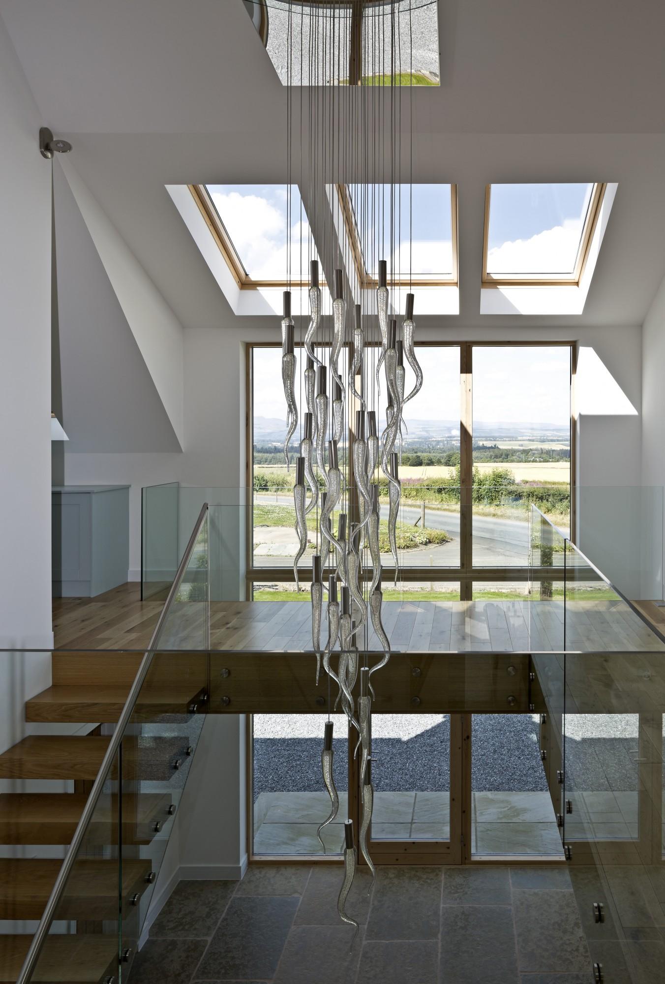 Atrium Space - Homebuilding & Renovating Magazine Featured Home