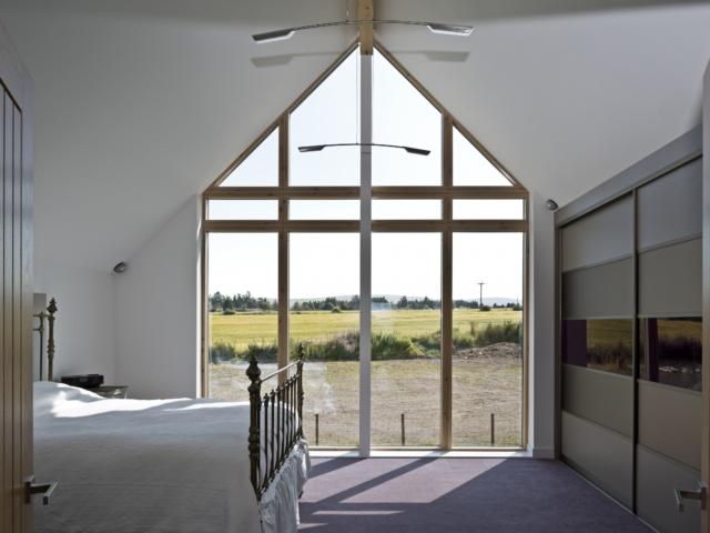 Energy Efficient Amor Master Bedroom