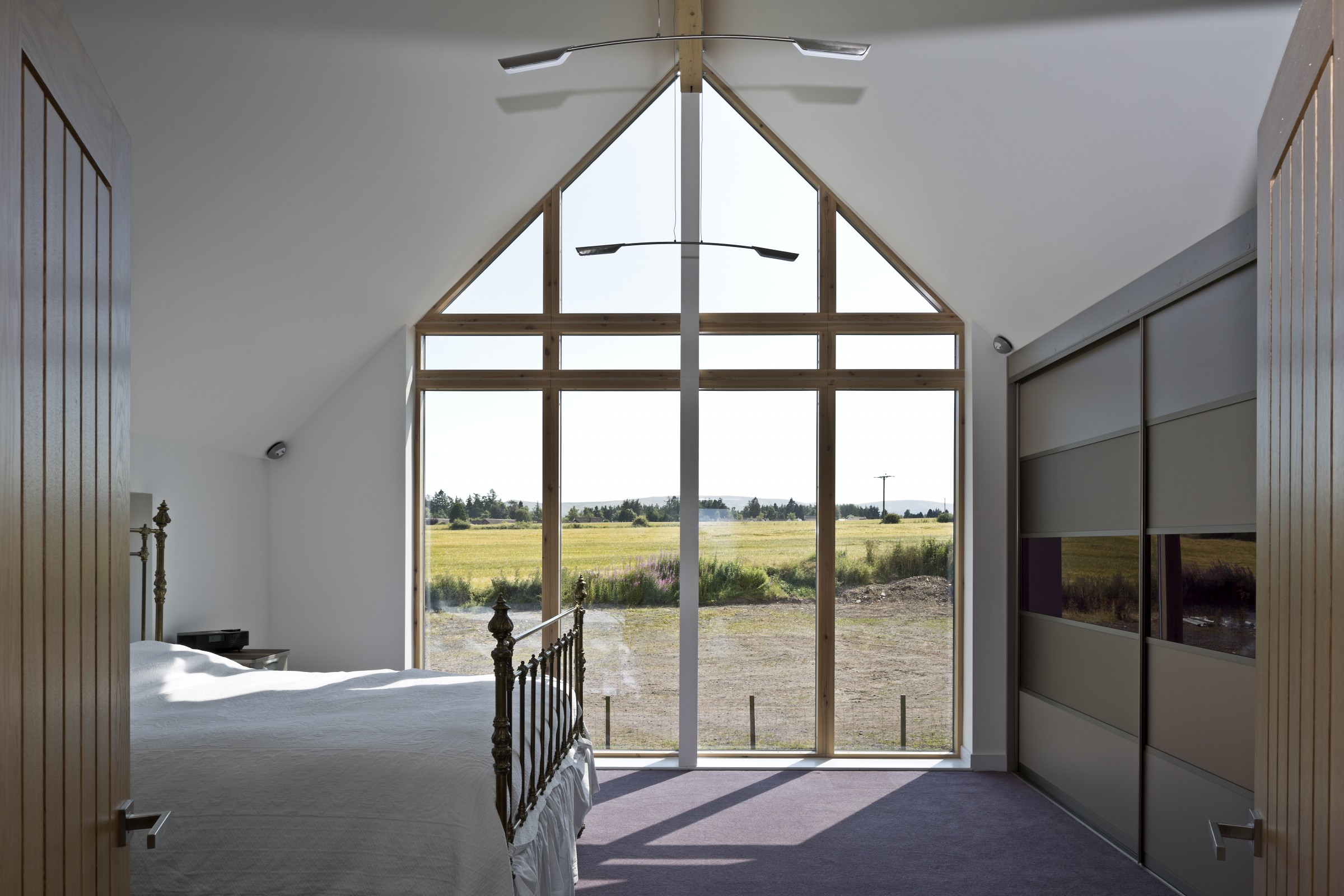 Amor Master Bedroom - Homebuilding & Renovating Magazine Featured Home
