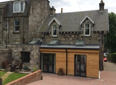 Modern Extension – Family Home, Dunfermline