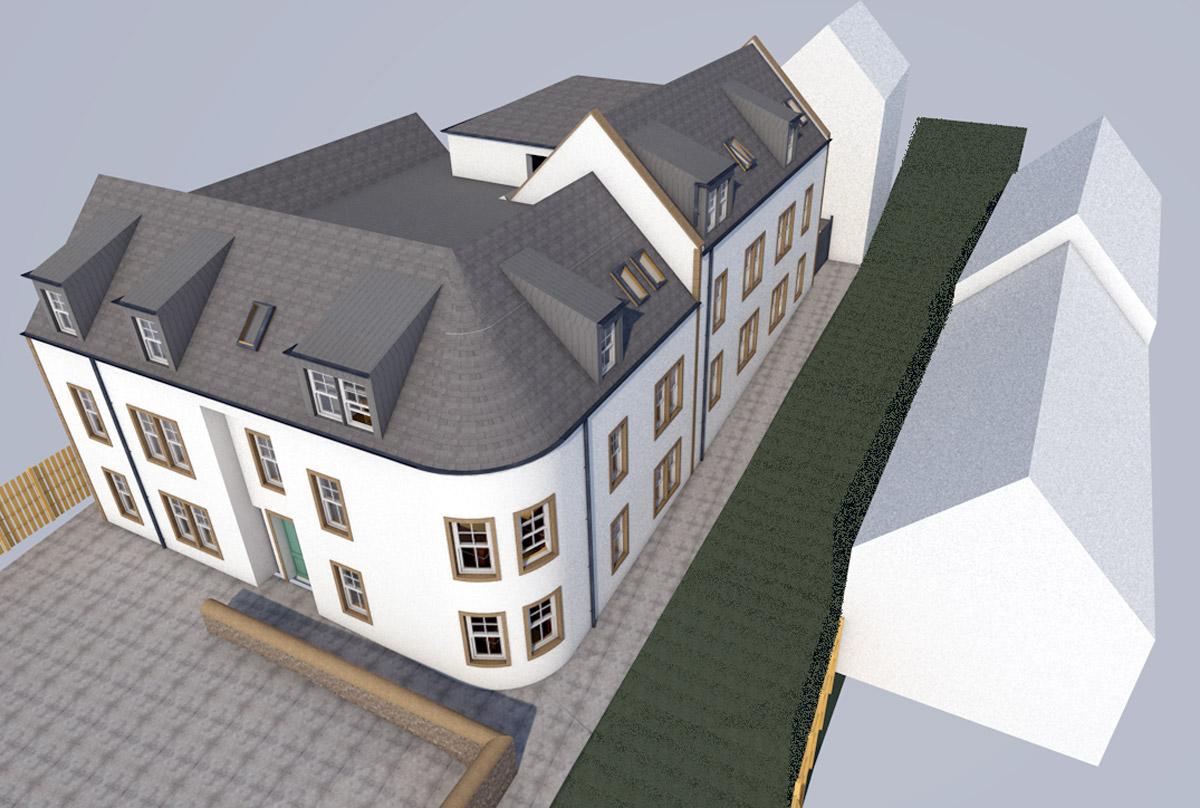 Modular Flatted development architecture