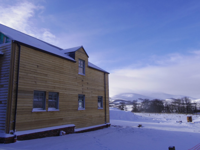 Self Build Snow (CPD)