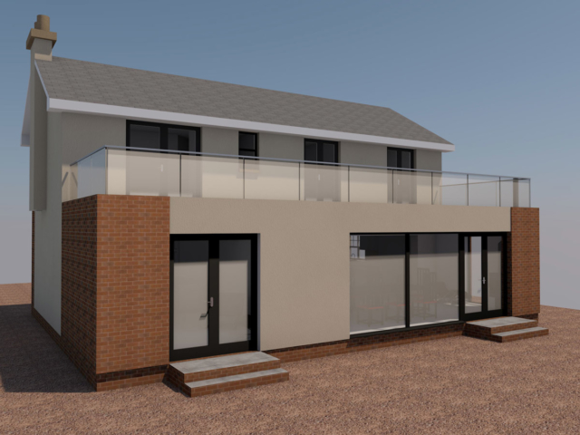 Cupar extension Option 2