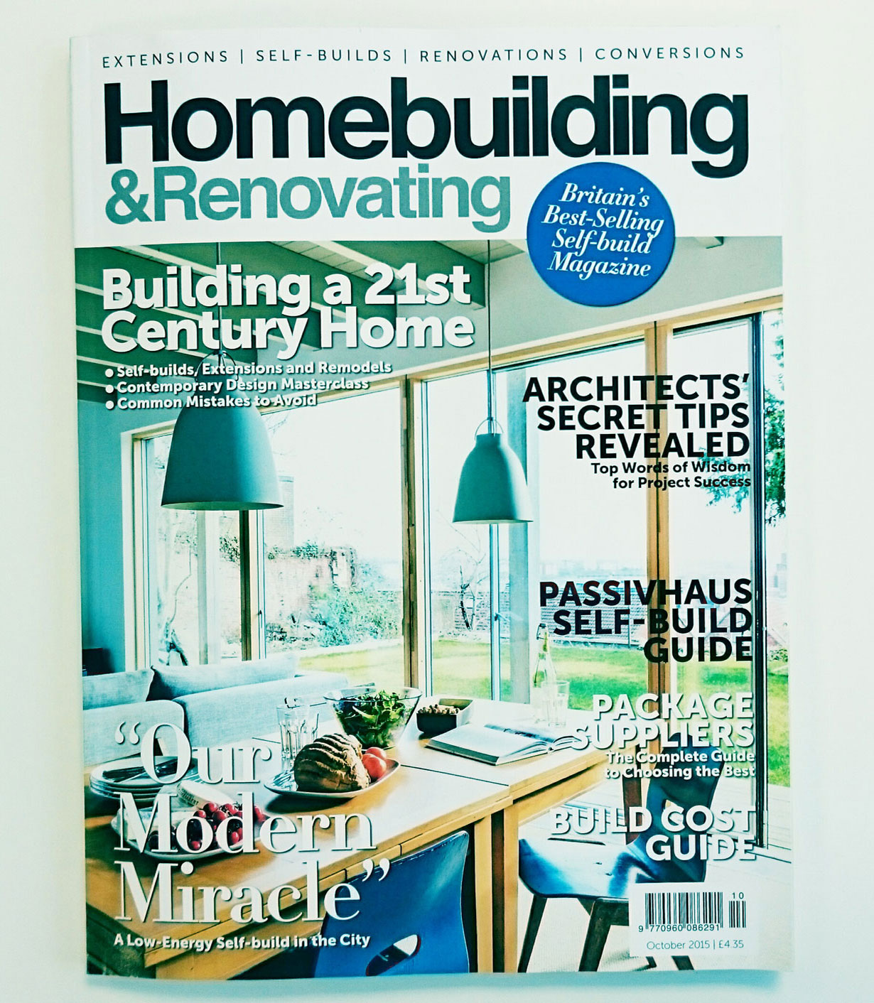HBR Magazine Architect Tips