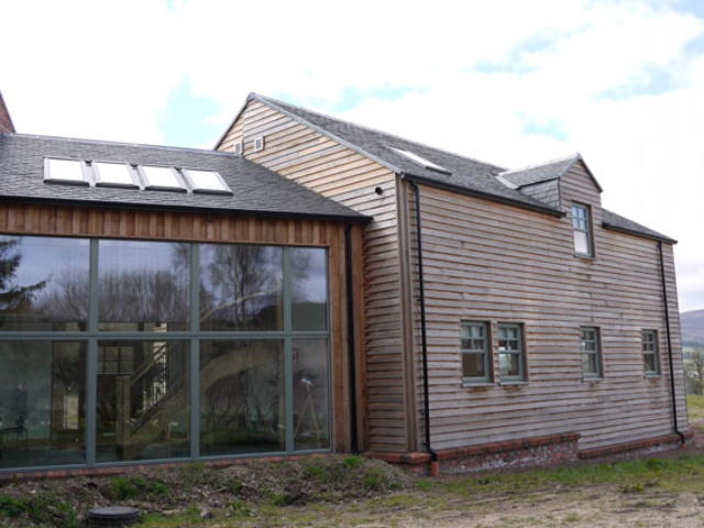 Eco-Home, Zero-Carbon House, Low-Energy Home