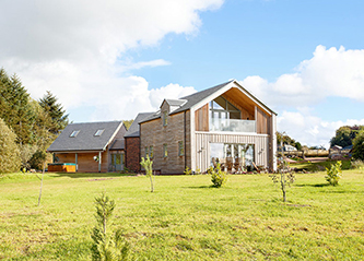 Self Build Home Biggar