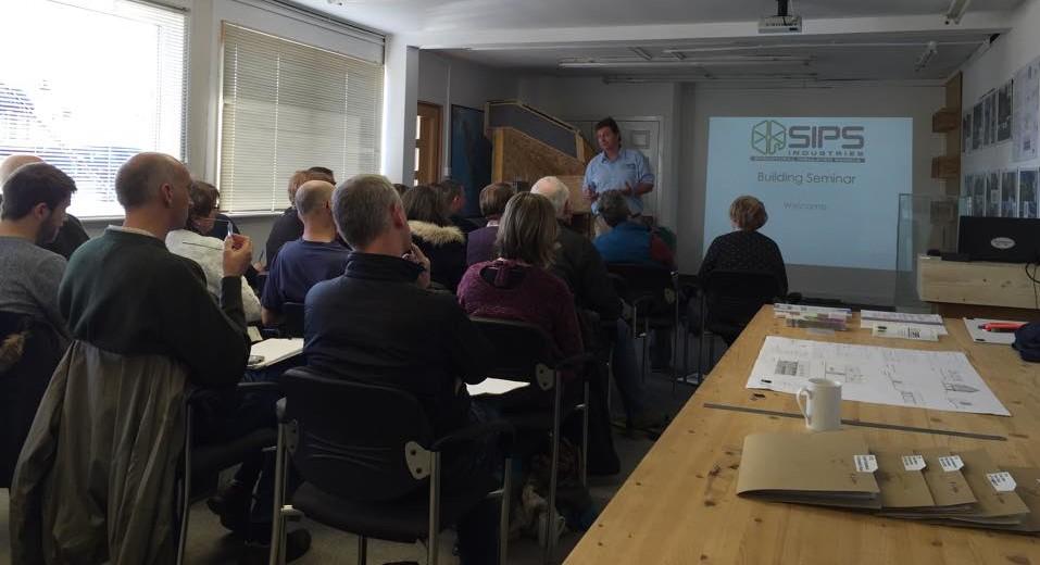 Self Build Seminar