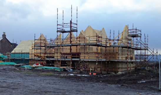GLENEAGLES LOW ENERGY SELF BUILD