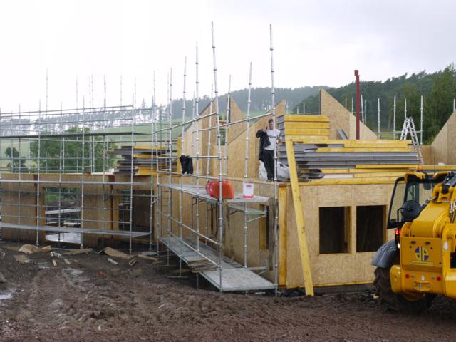 SIPs Construction Method