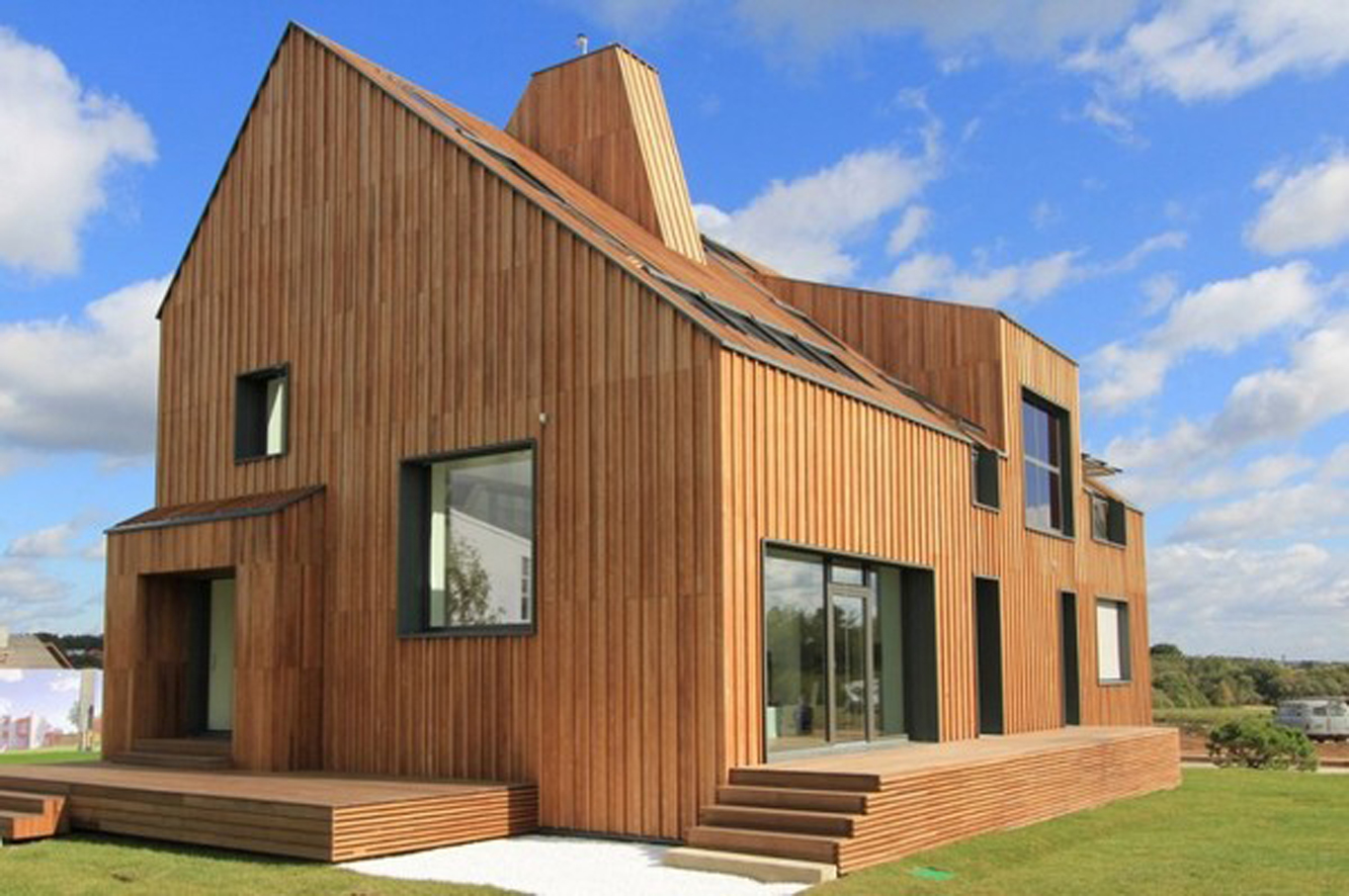 Passivhaus, Passive house Eco-Home, Low-Energy House