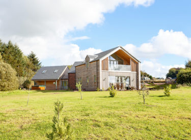 Self Build SIPs Home – Biggar, Scottish Borders
