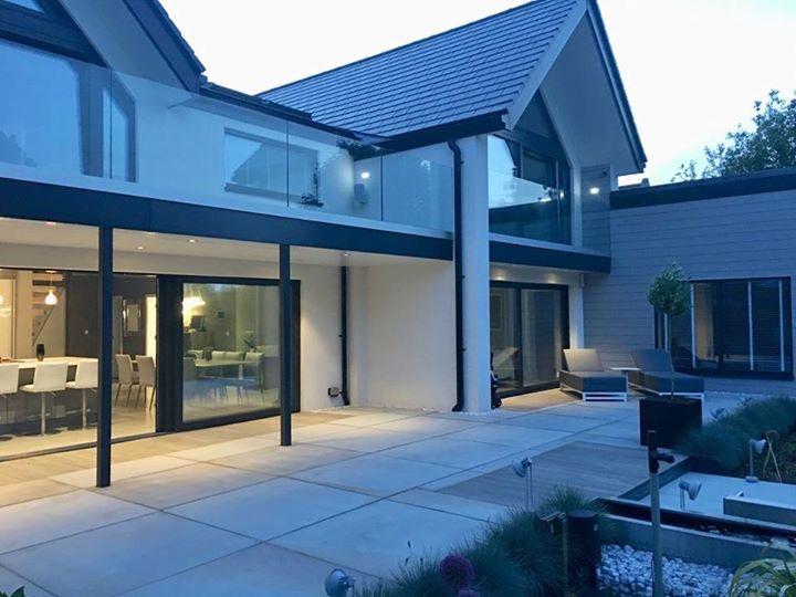 Whepstead Self Build home