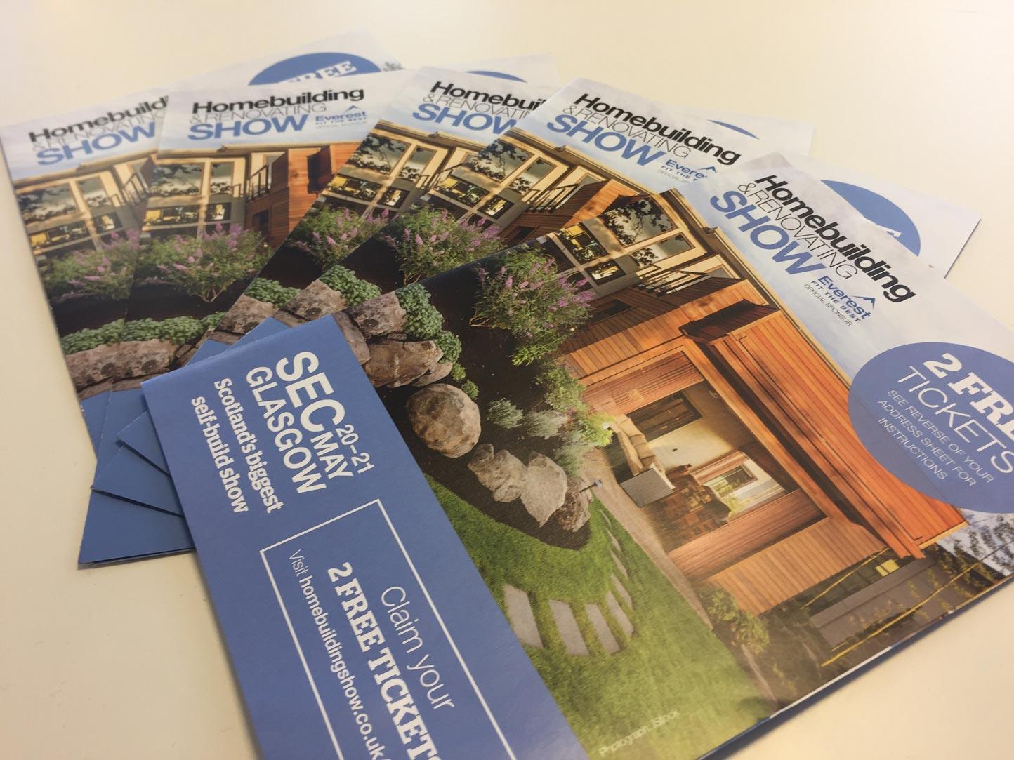 HBR Homebuilding & Renovating Show Glasgow ACA