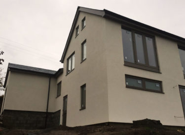 SIPs Self Build House, Dunfermline