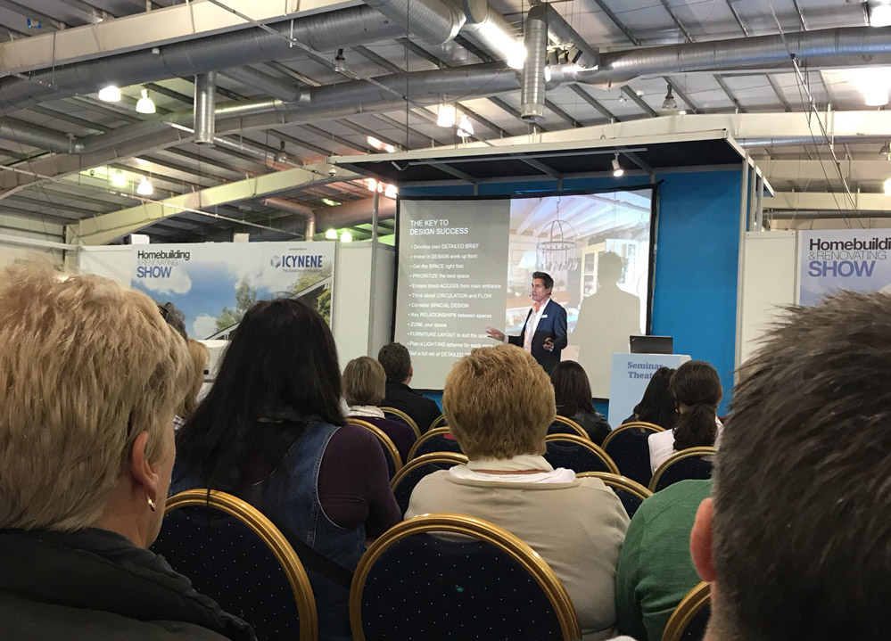 homebuilding renovating show harrogate