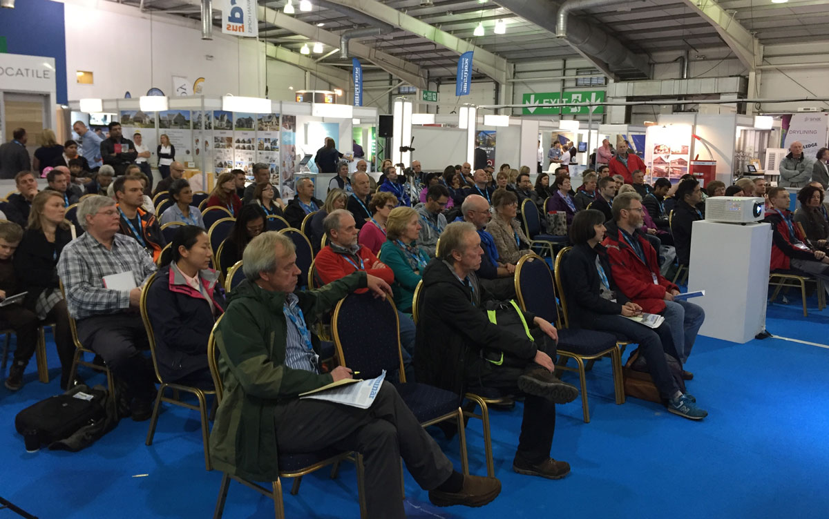 homebuilding renovating show birmingham