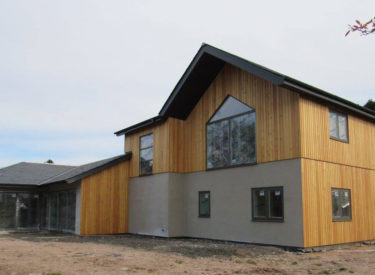 Replacement Dwelling Self Build, Auchterarder