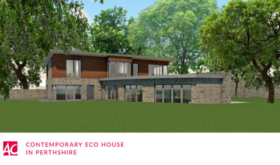 Eco House Perthshire