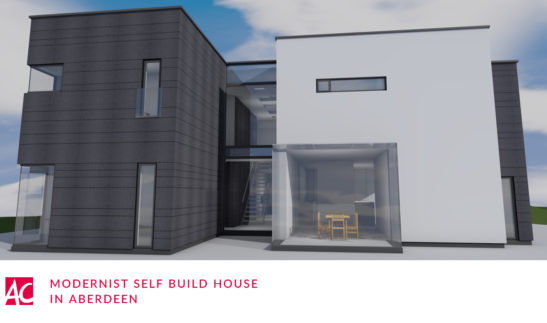 Self Build House Aberdeen
