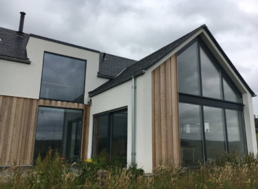 Low Energy SIPS House in Scotlandwell