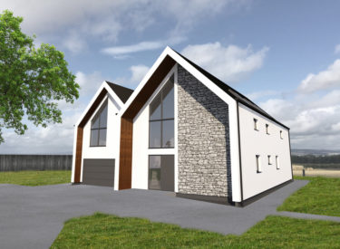 Low-Energy SIPs Home in Perthshire