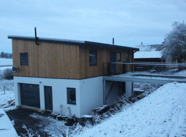 Low Energy SIPS Self Build Home, Perth and Kinross