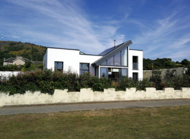 Passive Stack Eco House – Burntisland Beach House