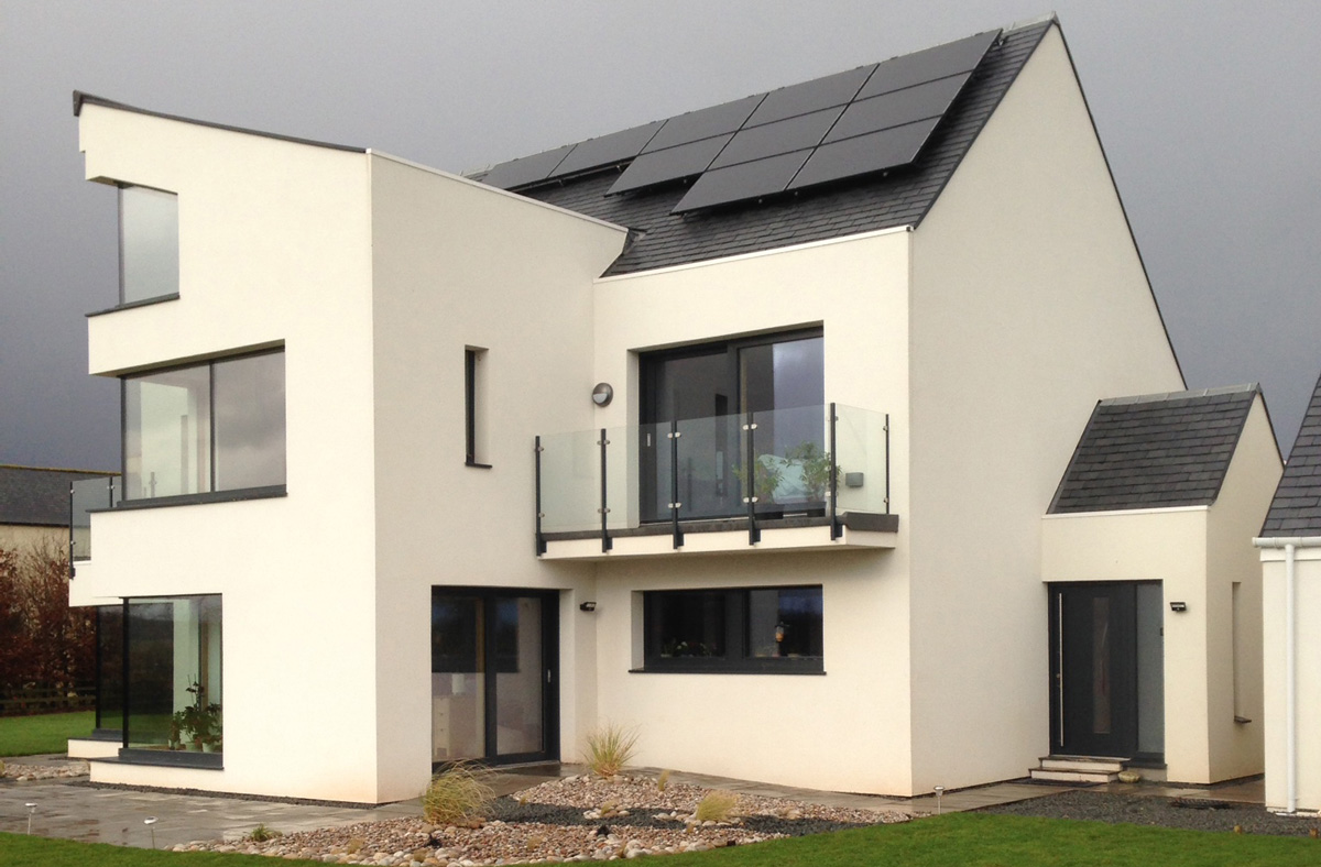 PASSIVE HOUSE CERTIFICATION