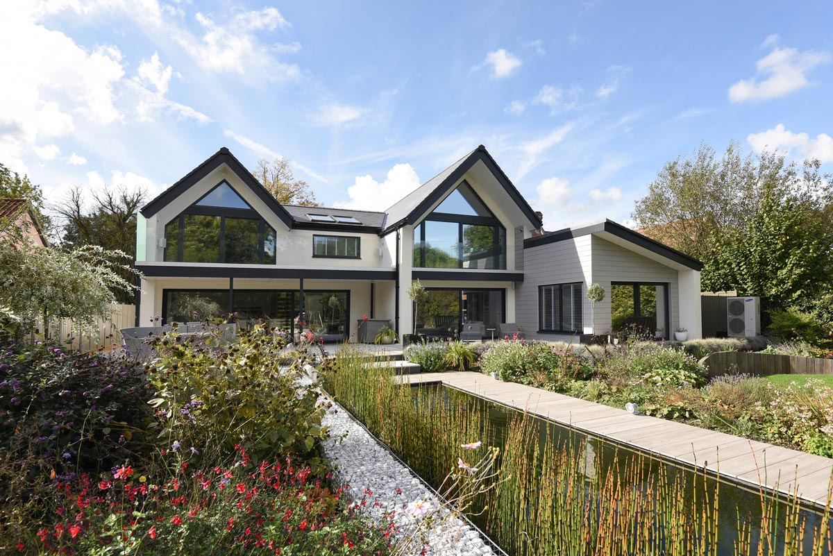 What is a self build