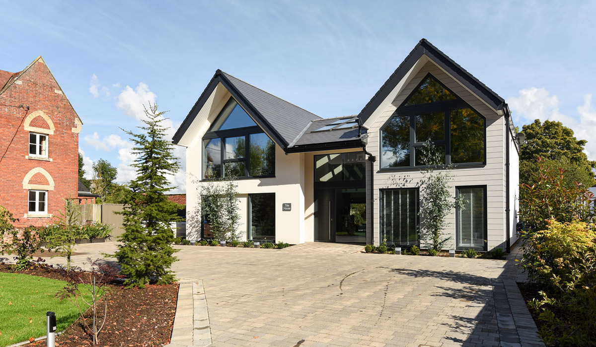 self build brief