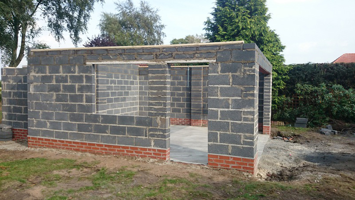 self build construction systems