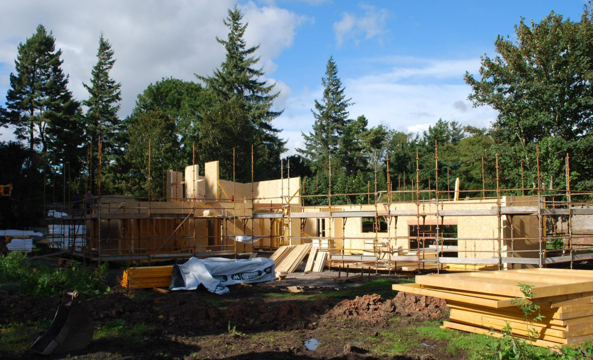 timescales self build