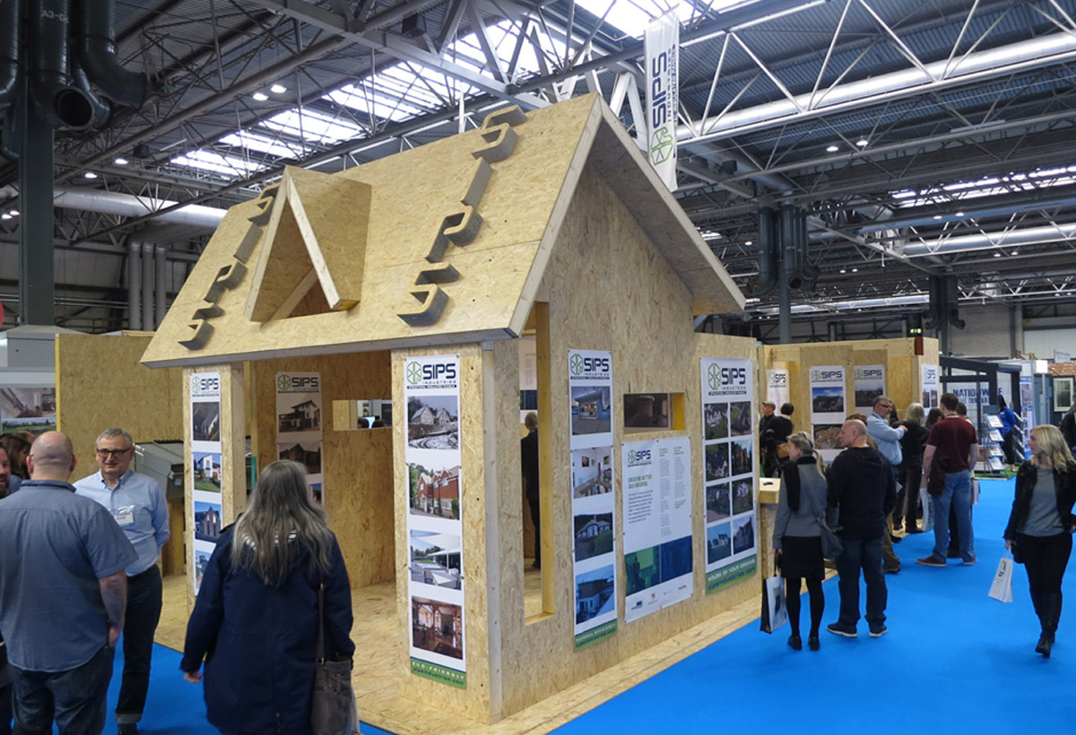 hbr show edinburgh homebuilding & renovating