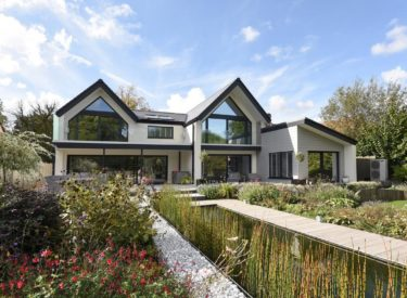 Suffolk Self Build, Whepstead