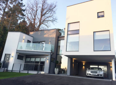 Contemporary Home in The Conservation Area Of Murrayfield, Edinburgh