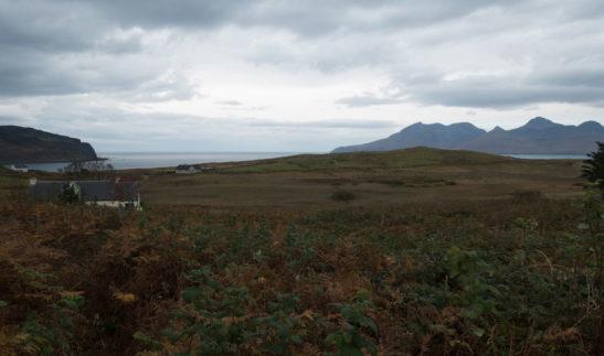 Isle of Eigg Self Build