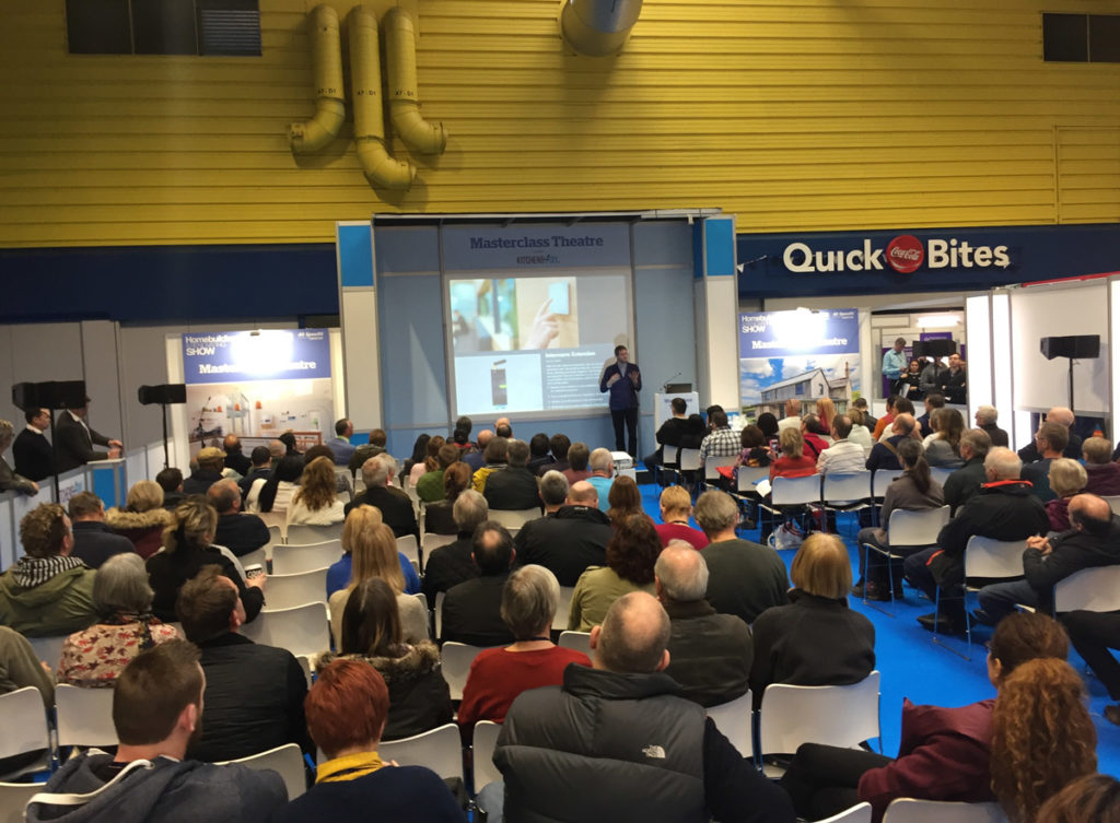hbr homebuilding renovating show birmingham
