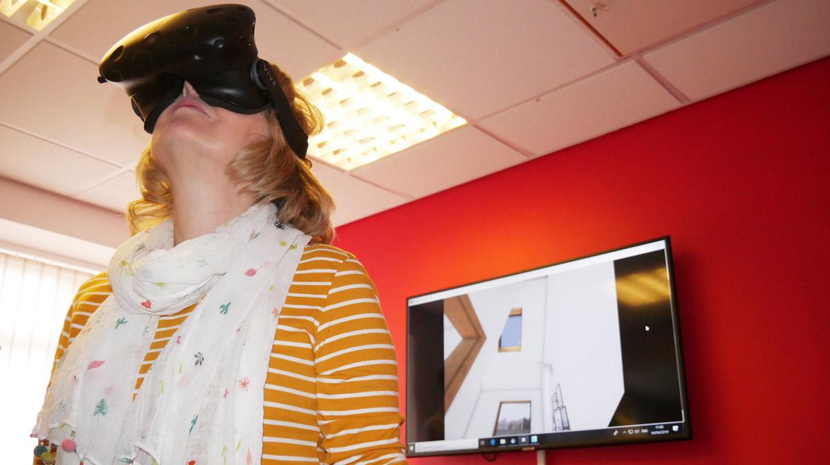 virtual reality vr ACA