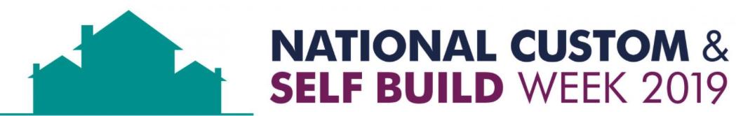 Custom & Self Build Week