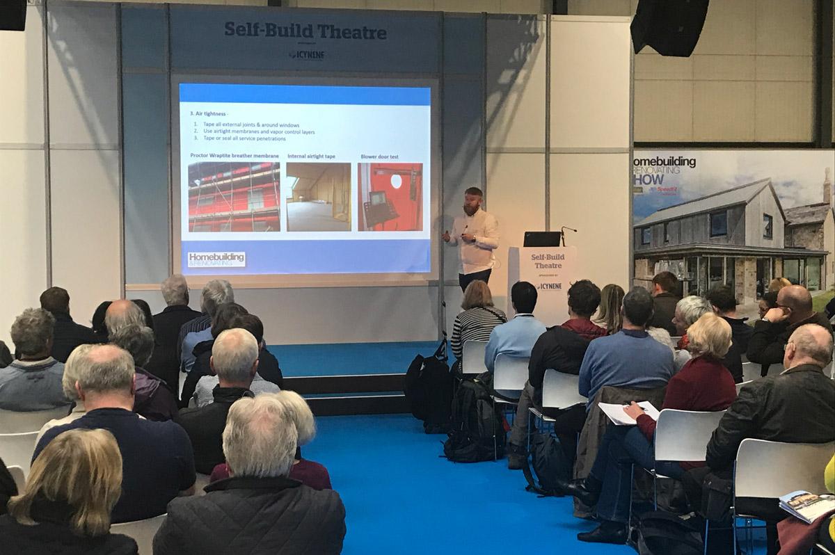 homehbr show homebuilding & renovating farnborough