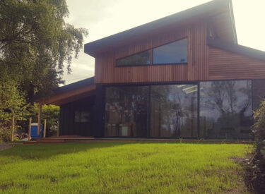 Passive House SIPS Home in Fife