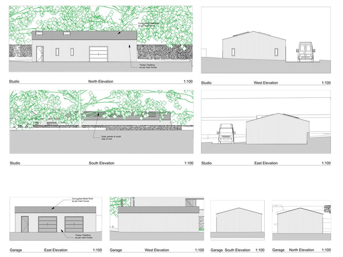 Passive House Site and Design