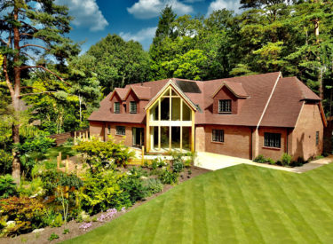 Traditional ICF Home, Hampers Lane, Storrington, West Sussex