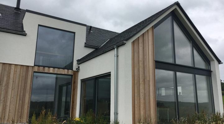 Passive House Site and Design