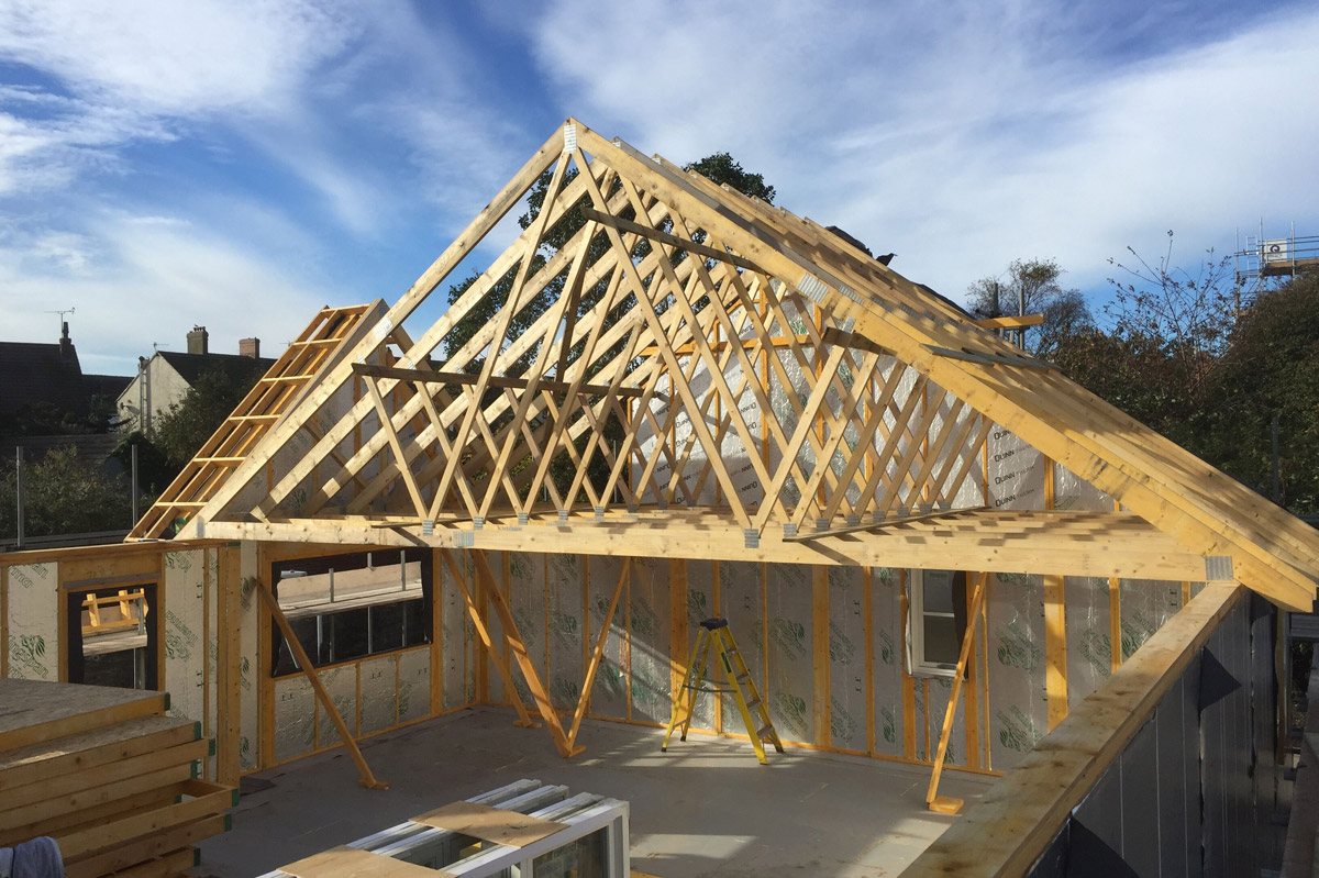 timber frame fleming