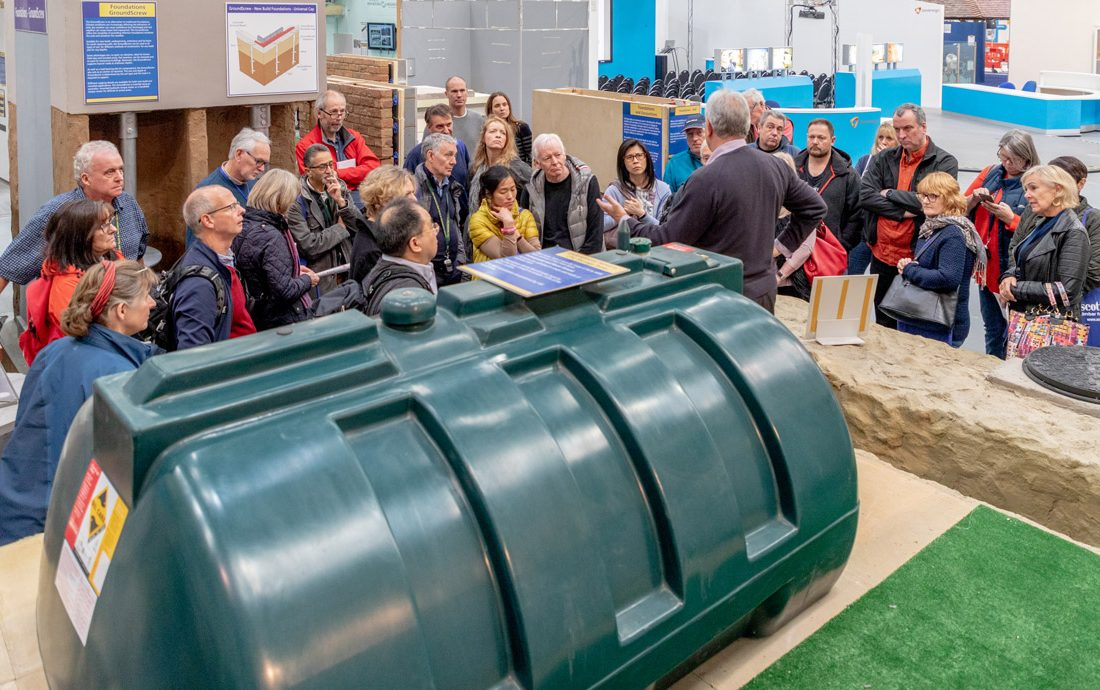 nsbrc show national self build & renovation show 2020